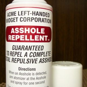 Asshole Repellent